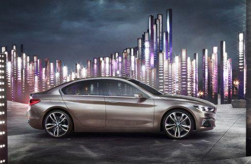 ¿Se viene el sedán compacto de BMW?