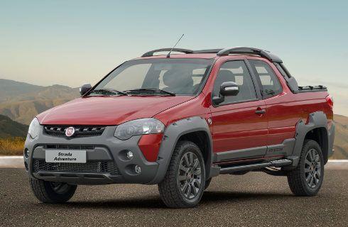 Brasil: Fiat Strada Adventure, con serie Extreme