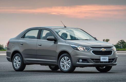 Chevrolet Cobalt 2016, con fuertes cambios estéticos