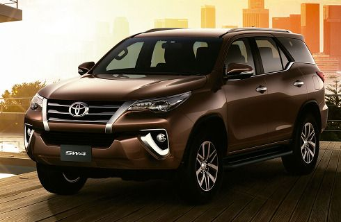 Anticipamos la Toyota SW4 que llega
