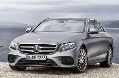Así es el nuevo Mercedes-Benz Clase E