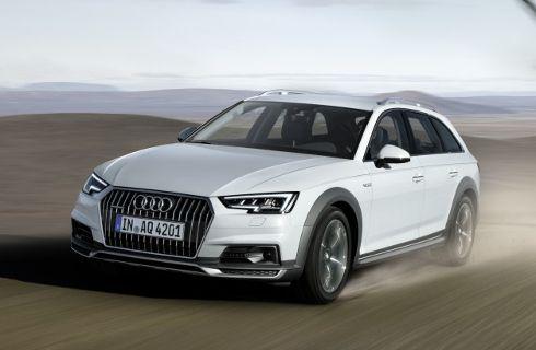 El Audi A4 Allroad tiene nueva generación