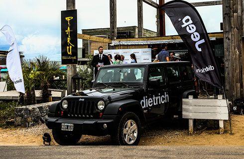 El Grupo dietrich suma la marca Jeep a sus filas