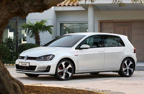Así es el nuevo VW Golf brasileño