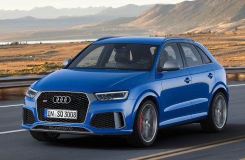 RS Performance: más poder para el Audi Q3