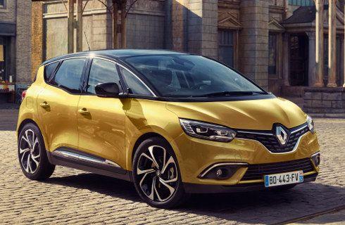 Renault muestra la Scénic de cuarta generación