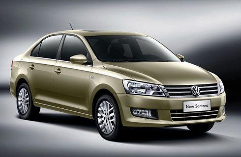 El regreso del Volkswagen Santana a la región