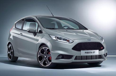 Picante: un Ford Fiesta con 215 caballos