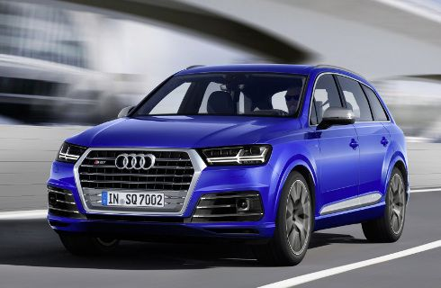 Audi SQ7: diésel, familiar y deportivo