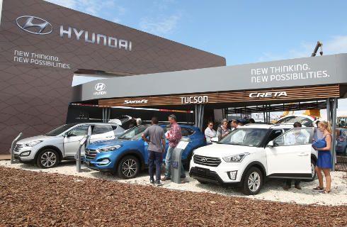 Para mayo y junio: los Hyundai Tucson y Creta están llegando