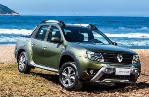Renault Duster Oroch: preventa desde $ 299 mil