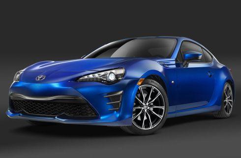 Toyota actualizó la estética y la mecánica del deportivo 86