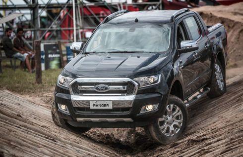 La renovada Ford Ranger está llegando