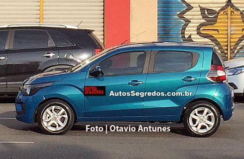 Así es el Mobi, el nuevo urbano de Fiat para la región