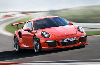 Porsche 911 GT3 RS: deportividad extra