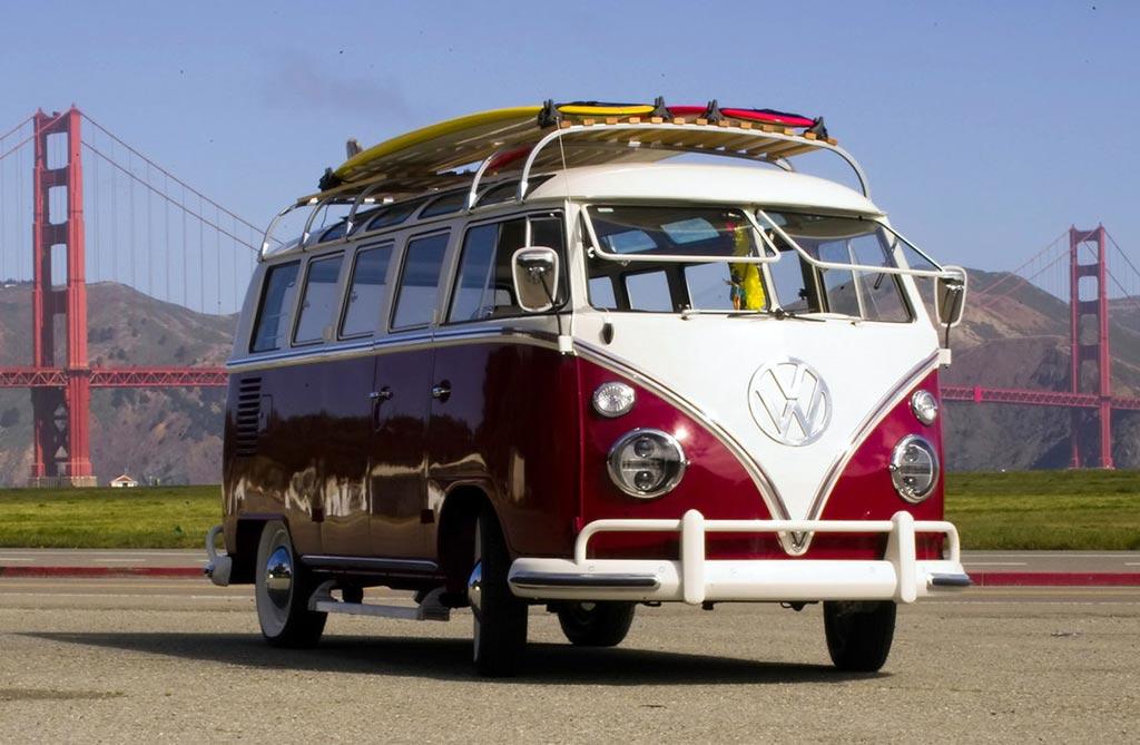 La legendaria Kombi de Volkswagen cumple 65 años