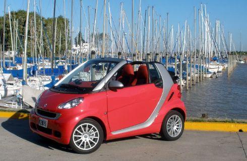 Test smart fortwo cabrio