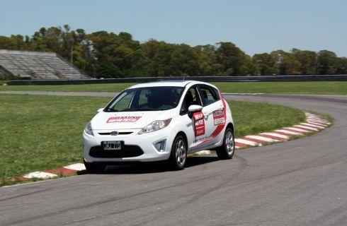 Prueba – Nuevo Ford Fiesta Kinetic Design