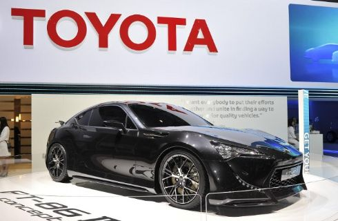 La estrella de Toyota en el Salón de Buenos Aires