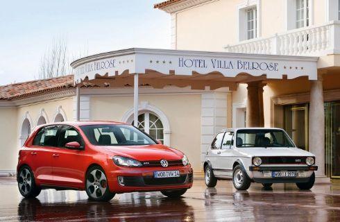 35 años del Volkswagen Golf GTi