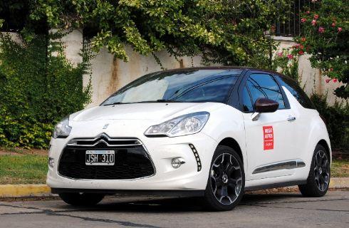 Prueba: Citroën DS3