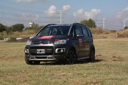 Finaliza el Mega Operativo nuevo Citroën C3 Aircross