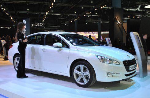 Peugeot renueva su alto de gama con el 508 GT y muestra el SW