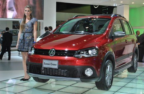 VW Suran Cross, Passat, y Golf GTi llegan en los próximos meses