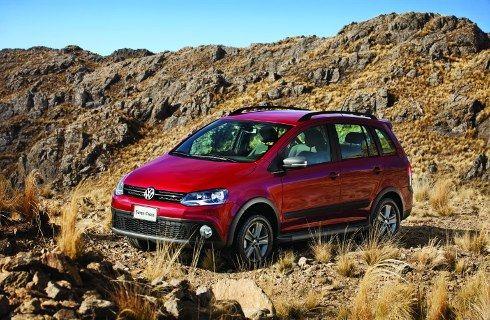 El VW Suran Cross a la venta