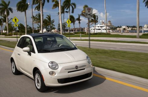 Welcome FIAT 500