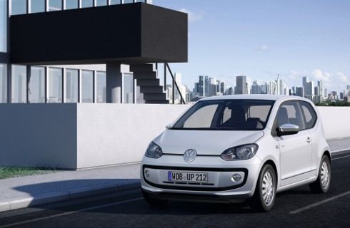 Up!: el chico nuevo de VW