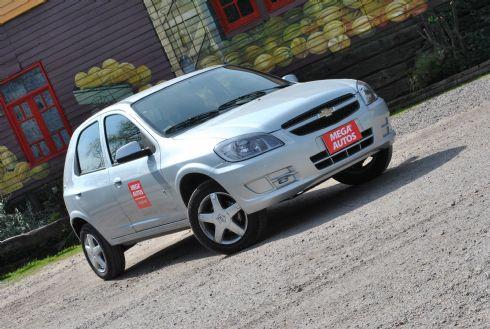 Prueba: Chevrolet Celta 1.4 L 5 puertas – Objetivo cumplido