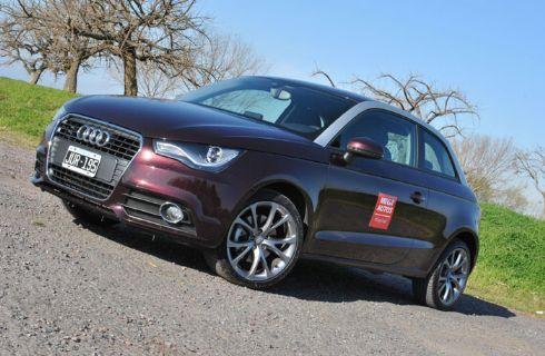 Prueba: Audi A1 1.4 TFSI S-Tronic Ambition