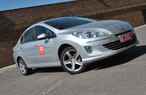 Prueba: Peugeot 408 1.6 HDi Feline