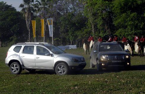 Presentación oficial del nuevo Renault Duster