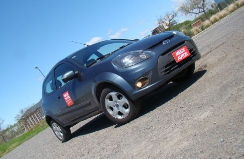 Prueba: Ford Ka 1.6L Top Pulse