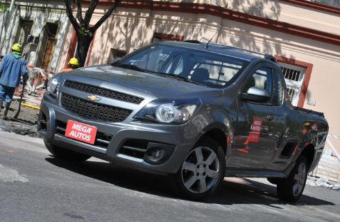 Prueba: Chevrolet Montana 1.8L Sport
