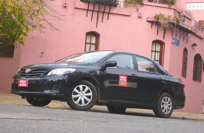Prueba: Toyota Corolla 2012 XLi Manual