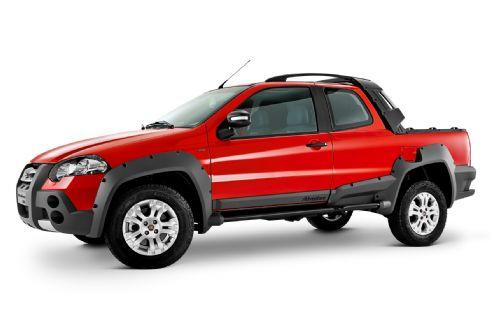 Fiat Strada: Nueva configuración de equipamiento