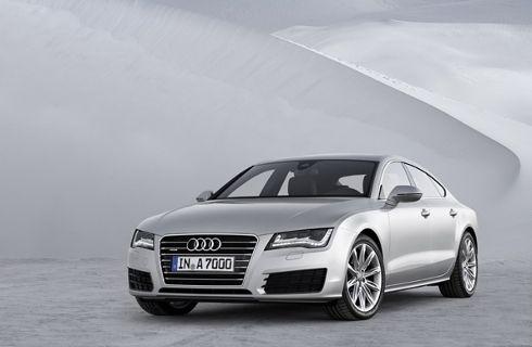 Nuevo motor para el Audi A7 Sportback