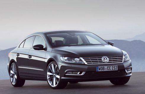 Se presentó el nuevo VW Passat CC