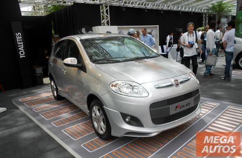 """Más """"punto"""" para el nuevo Fiat Palio"""
