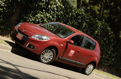 Prueba: Renault Sandero 1.6 16V Luxe