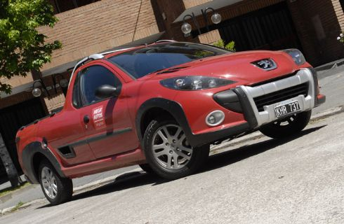Prueba: Peugeot Hoggar 1.6 L Escapade