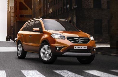 El nuevo Renault Koleos llegó a la Argentina