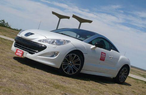 Prueba: Peugeot RCZ