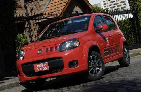 Prueba: Fiat Uno 1.4 Sporting 5 puertas