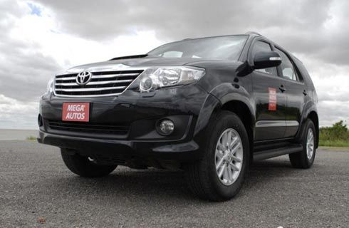Prueba: Toyota SW4 2012