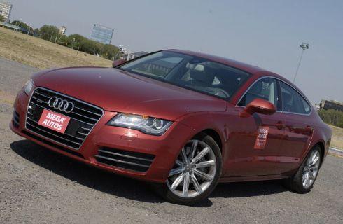 Prueba: Audi A7 Sportback 3.0 TFSI