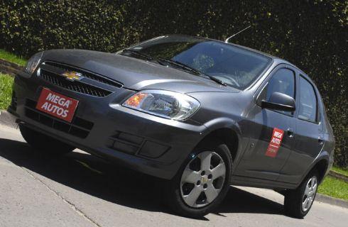 Prueba: Chevrolet Prisma 1.4 LT